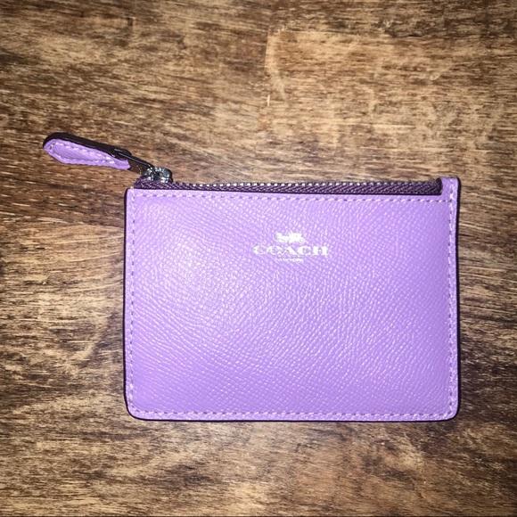 Coach Handbags - Coach mini skinny ID wallet